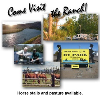Pictures from Yakima River RV Park